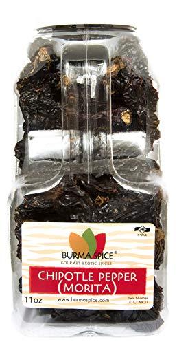 Dried Morita Chipotle Pepper (11oz.) by Burma Spice (Image #3)