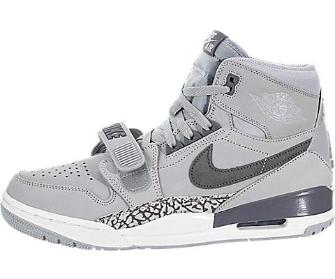77ee45e658774 Jordan Nike Men's Air Legacy 312 Wolf Grey AV3922-002 (Size: 9)