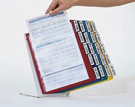Durable 869209 Sicherheits-Schl/üsselband reflektierend mit Karabiner und Sicherheitsverschluss orange 1 St/ück