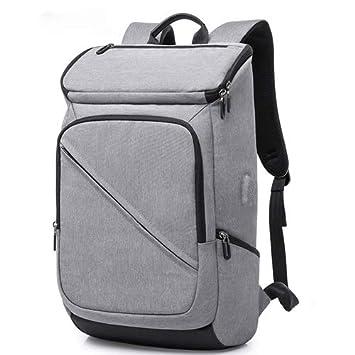 Dwhui Viaje Mochila Laptop Mochila Viaje Ordenador Bolsa para Hombres Anti Robo Agua Resistente Colegio Escuela Bookbag Fits 17 Pulgadas Portátil: ...