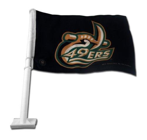 Rico Industries NCAA Charlotte 49ers Car Flag ()