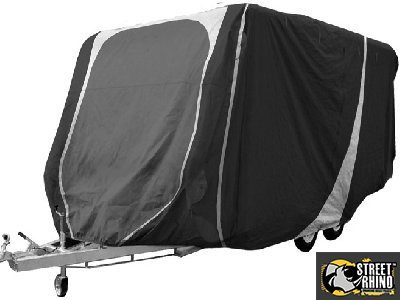 Leisurewize Sprite Alpine 4 3-PLY Universal Caravan Cover 21-23ft