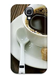 S4 Scratch-proof Protection Case Cover For Galaxy/ Hot Drink Phone Case