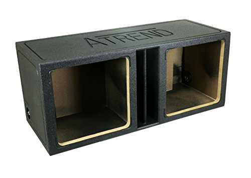 - Atrend TL-12DVK Atrend Series 12-Inch Dual Slammer Vented Divided L5/L7 Enclosure