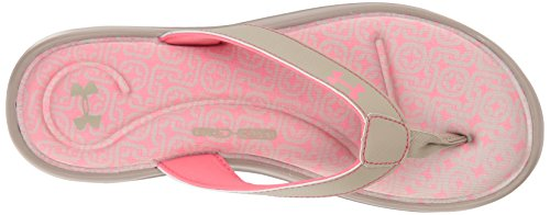 Armour Flop Women's 201 Khaki Oval Marbella City Flip VI Success Under HcUSqd1q