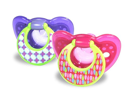 First Years Gumdrop Pacifiers 6 18month