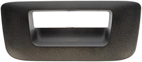 Dorman 80124 Chevrolet/GMC Tailgate - Bezel Cover Plastic