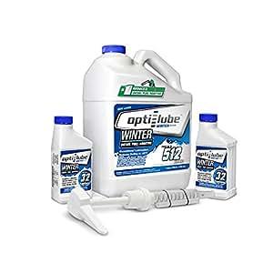 Amazon Com Opti Lube Winter Formula Diesel Fuel Additive