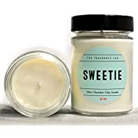 """Soy Candles -""""Sweetie"""" Mint Chocolate Chip Scented 
