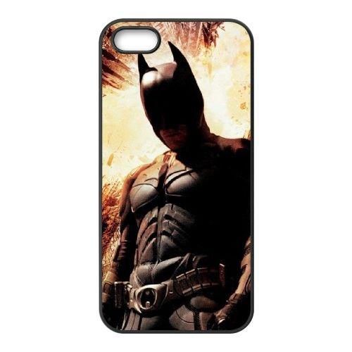 Dark Knight Rises Film Poster coque iPhone 4 4S cellulaire cas coque de téléphone cas téléphone cellulaire noir couvercle EEEXLKNBC24420