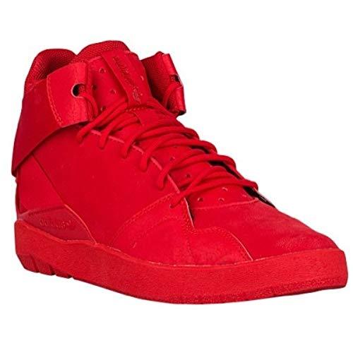 文庫本テープ誇張する(アディダス) adidas Originals メンズ バスケットボール シューズ?靴 Crestwood Mid [並行輸入品]