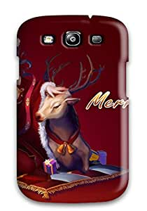 New KPM - FRANCISCO SUQUILANDA Super Strong Digitally Delicious Christmas Tpu Case Cover For Galaxy S3