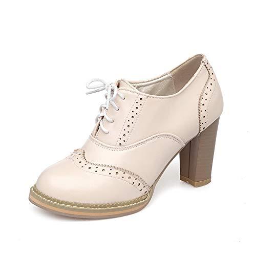 AN Beige EU Beige DGU00618 36 Femme Sandales 5 Compensées cPW1nzg8P