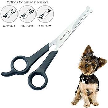 Amazon.com: Tijeras pequeñas para aseo de mascotas ...