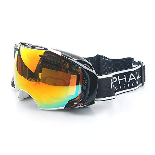 Plein Defect Ski Mode Mouvement air Distant miroirs Double B Brouillard Lunettes Neige Miroir Hommes Protection Femmes Choix Les Meilleur Sxqw4S7v