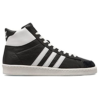 more photos c4bb0 a109b adidas AO Hook Shot II Mens Shoes Black Size 8 Amazon.co.uk Shoes  Bags