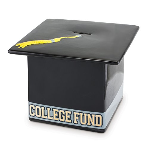 Fund Jar (KOVOT Ceramic College Fund Money Jar)