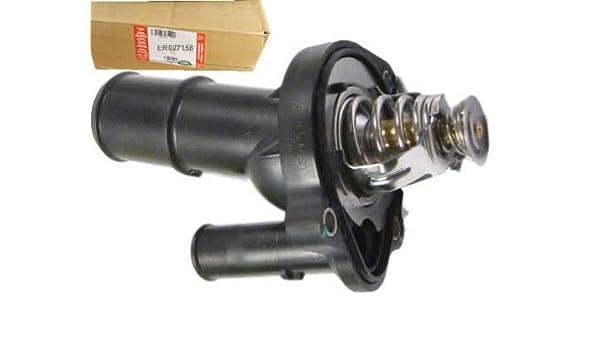Amazon.com: Genuine LAND ROVER THERMOSTAT FOR 2.0L 16V TURBO PETROL ENGINES LR027158 NEW OEM: Automotive