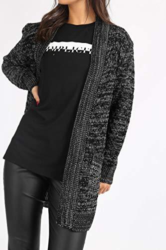 Cardigan Momo Charcoal Donna amp;Ayat Fashions aaxA6O