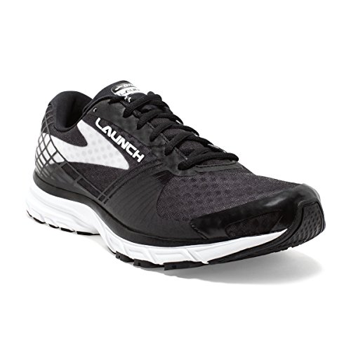 Brooks Women's Lauch 3 Running Shoes (Black, 7(B)) - 3 Plus Womens Running Shoes