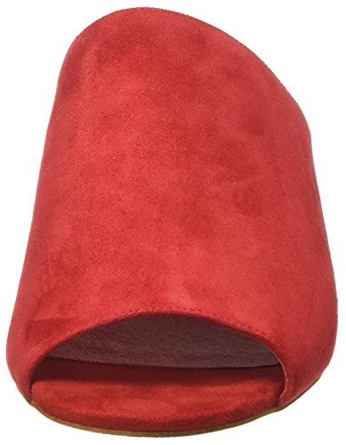 001 Geschlossene Red Campbell Jeffrey Mps Damen Sandalen 8 Rot arcita Suede vOqzX