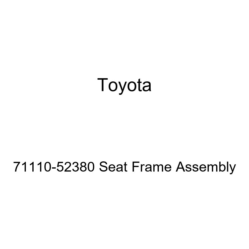 TOYOTA 71110-52380 Seat Frame Assembly