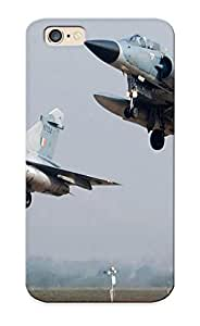 Aircraft Army Aack Dassault Fighter French Jet Military Miragef1 Case Compatible With Iphone 6/ Hot Protection Case(best Gift Choice For Lovers)