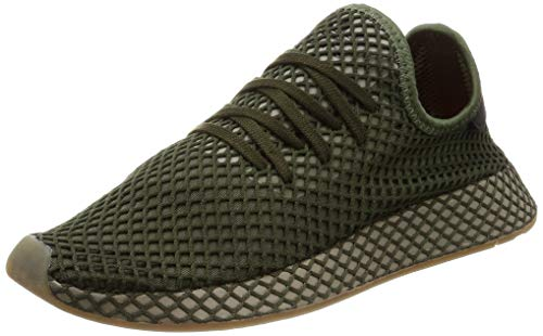 8f5fe1ca9 adidas Men s Deerupt Runner Gymnastics Shoes  Amazon.co.uk  Shoes   Bags
