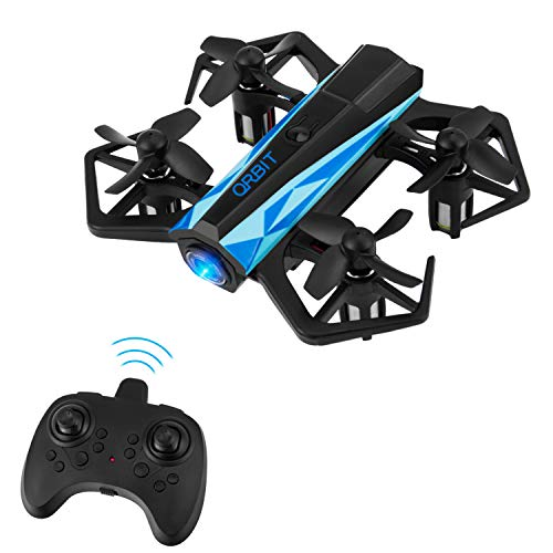 Mini RC Drone, Quadcopter Drone 3D 6-Axis Gyro 4CH 2.4Ghz Altitude Hold Function,Headless Mode One Key Return Easy Operation Beginners & Kids (2024NEW)