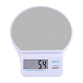Digital Scale LCD Backlight Display Scale Gram Scale Electronic Scale Weight Measurement Tool High Precision Scale