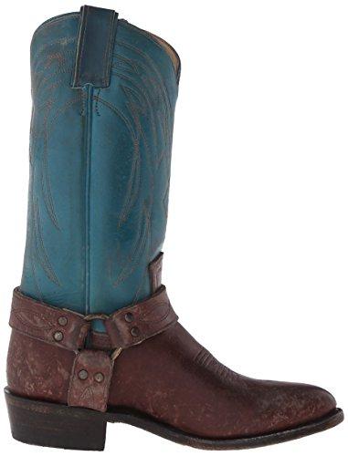 Western Billy para sfgspu mujer harness Botas de FRYE PgxC66
