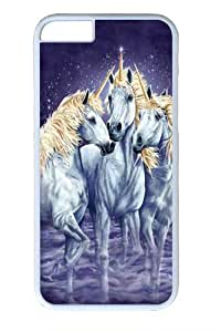 Find 10 Unicorns PC Case Cover for iphone 4 4s and iphone 4 4s inch White