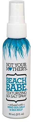 Beach Salt (Not Your Mother's Beach Babe Texturizing Sea Salt Spray, 2 Ounce)