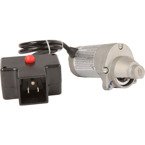 DB Electrical SCH0056 110V STARTER for TORO SNOWBLOWER w LONCIN ENGINE /ACQD154 /119-1983 /110 Volts, CCW, 12