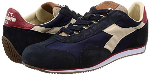 De Nuits Ita Diadora Brown Homme Chaussure Sport C7634 bone Bleu Equipe qPax8anZ
