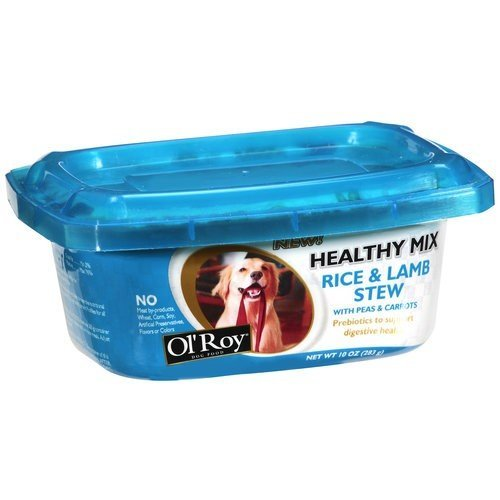 ice & Lamb Stew Wet Dog Food, 10 Oz ()