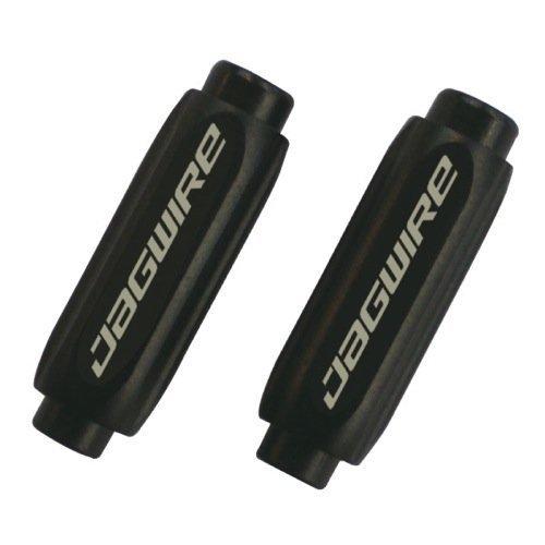 Barrel Adjuster (Jagwire Pro Inline Adjuster, Indexed for Braided Housing - 4.5mm, Black)