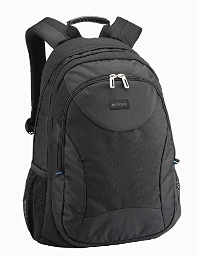 sumdex-standard-mobile-essential-backpack-pon-417bk