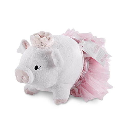 Baby Aspen Princess Penelope Plush Plus Pig with Bloomer for Baby