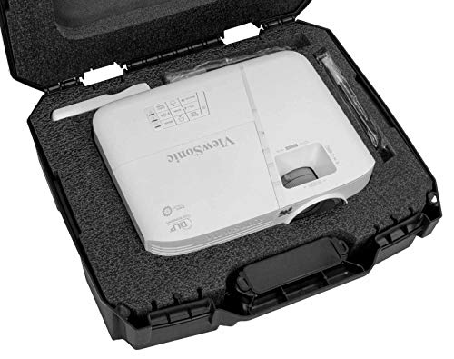ViewSonic Compatible PA503X Case Club Projector Carrying Case by Case Club (Image #5)
