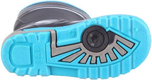 Nora Dino 74500 Unisex - Kinder Stiefel Blau (Ocean 79)