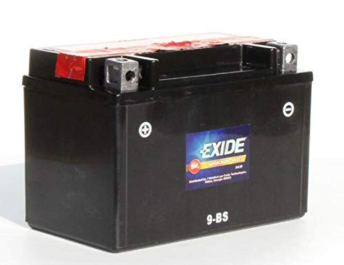 Exide Battery 12BS Motorcycle Battery
