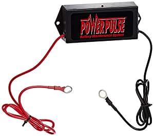 Pulsetech PowerPulse 12-Volt Battery Maintenance System, Black