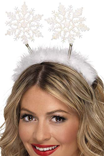 Snowflake Head Boppers -