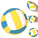 #9: Squishies Toys,Volleyball Squishy Slow Rising Stress Ball Decompression Toys Funny Toy for Kids