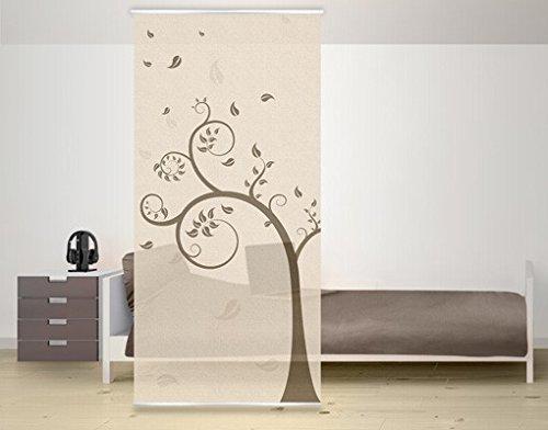 ca autumn tree tamao x cm panel japons paneles japoneses separadores de ambientes cortina paneles japoneses cortina cortinas