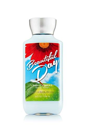 Beautiful Moisturizing Body Lotion (Bath & Body Works, Signature Collection Body Lotion, Beautiful Day, 8 Ounce)