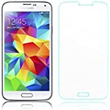 iProtect Tempered Glass Hartglas Schutzfolie für Samsung Galaxy S5 0,3mm Display Schutzglas