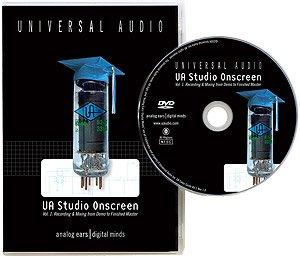 (Universal Audio UA Studio Onscreen - Volume 1 (DVD))