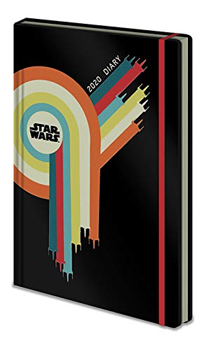 Agenda 2020 - Star Wars (Nostalgia): Amazon.es: Oficina y ...